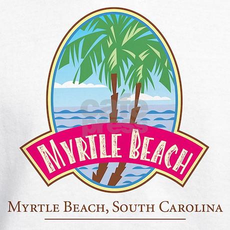 Myrtle Beach Car Stickers
