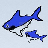 Shark baby Baby Hats