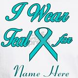 Ovarian cancer T-shirts