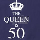 50th birthday Aprons