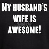 Husband Sweatshirts & Hoodies