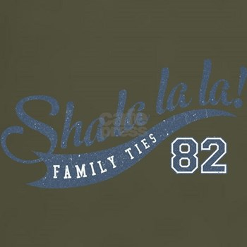 Retro Family Ties T-shirts