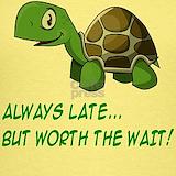 Always late Tank Tops