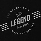 Awesome since 1975 Sweatshirts & Hoodies