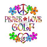 Peace love golf Pajamas & Loungewear