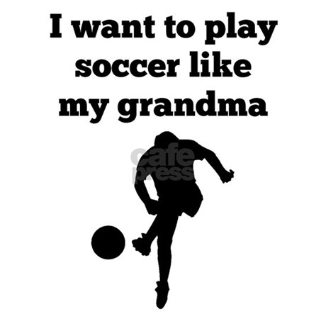 Grandma wants to play a little game 3