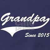 Grandpa since 2015 Aprons