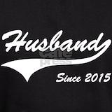 Husband since 2015 Sweatshirts & Hoodies