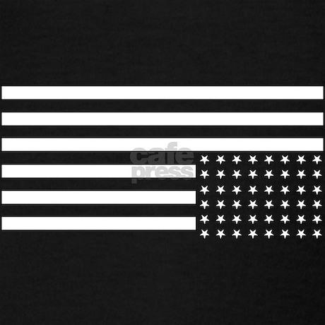 Black Scale Upside Down Flag Traffic Club