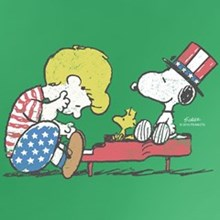Peanuts 4th of July
