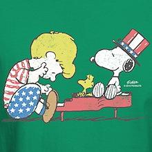 Peanuts 4th of July