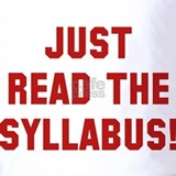 Its on the syllabus Polos