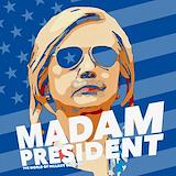 Hillary clinton Tank Tops