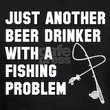 Fishing and beer Sweatshirts & Hoodies
