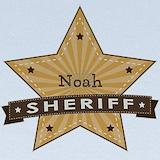 Sheriff Baby Hats