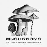 Mushrooms Tank Tops