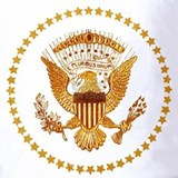 Presidential seal 2c the white house Polos
