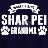 Shar pei grandma Sweatshirts & Hoodies