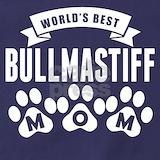 Bullmastiff mom Aprons
