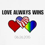 Love wins Tank Tops