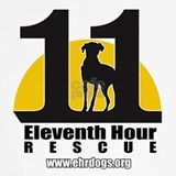 Eleventh hour rescue Tank Tops