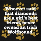 Irish wolfhounds Tank Tops