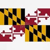 Maryland flag Underwear & Panties