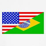 Brazil flag Underwear & Panties