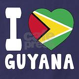 Guyana flag Aprons