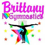Greatest gymnast Wall Decals