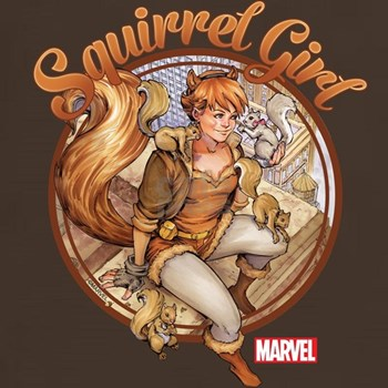 Squirrel Girl T-shirts