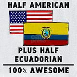 Ecuadorian american Bib