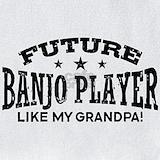 Banjo grandpa Bib