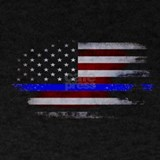 Thin blue line T-shirts
