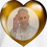 Pope francis Sweatshirts & Hoodies