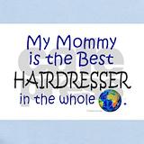 Hairdresser Baby Bodysuits