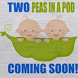 Two peas in a pod tank Tank Tops