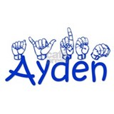 Ayden Wall Decals