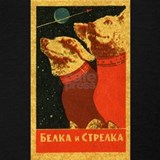 Belka and strelka Tank Tops