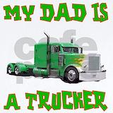 Trucks Baby Bodysuits