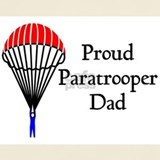 Paratrooper mom T-shirts