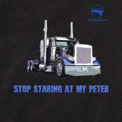 Peterbilt Baby Clothes