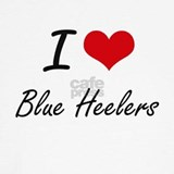 Blue heeler Sweatshirts & Hoodies