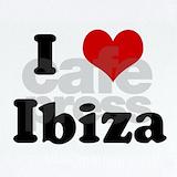 Ibiza Baby Bodysuits