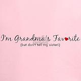 Grandma's favorite Performance Dry T-Shirts