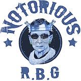 Notorious rbg Pajamas & Loungewear