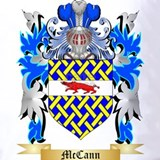 Mccann coat of arms Polos