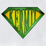 Kermit the frog Bib