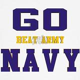 24 hour go navy beat army Sweatshirts & Hoodies
