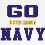 24 hour go navy beat army Sweatshirts & Hoodies